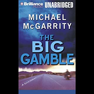 The Big Gamble audiobook cover art