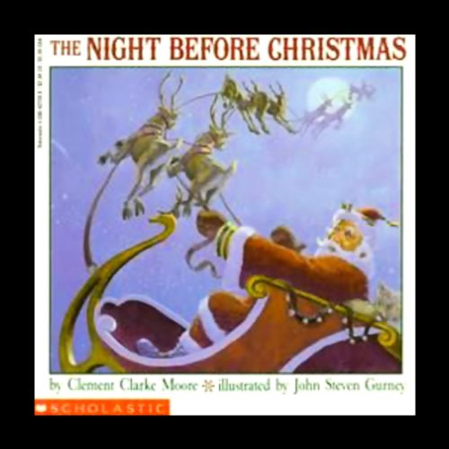 The Night Before Christmas copertina