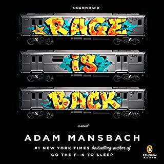 Rage Is Back audiobook cover art