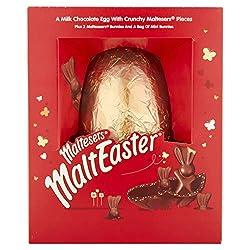 Maltesers Chocolate Easter Egg & Bunny Bundle, Easter Gifts, Giant, 496g