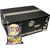 Lays Chips Heinz Tomaten Ketchup 20 x 40g Karton (Heinz Tomato Ketchup)
