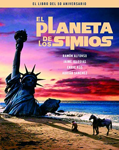 El Planeta de los simios - libro del 50 aniversario (COLECCION ANIVERSARIOS)