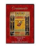 Ornamente Bilderschatz - tausende historische, lizenzfreie Bilder auf einer Daten-DVD -
