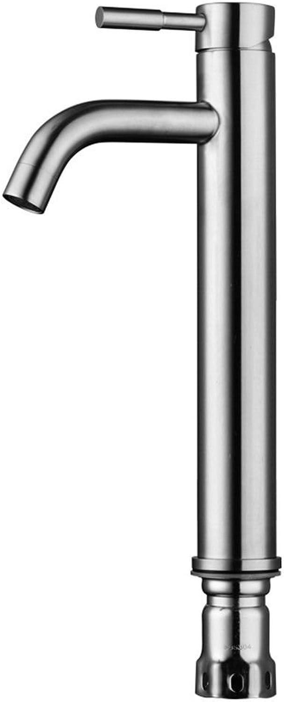 venta MGADERO Grifo de Lavabo para Bao Grifo Grifo Grifo de Cuenca Mezclador Acero inoxidable de agua fría y caliente  a la venta