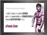 Motivation Franks Red Zane Zitat Mr.Olympia Inspiration