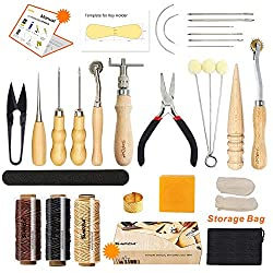 Leather Sewing Tools Craft DIY Hand Stitching Kit