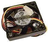 PowerLogic 12v DC 0.06a 3-Wire 10x50mm Fan PL50B12L 3-Pin Ball Bearing Fan