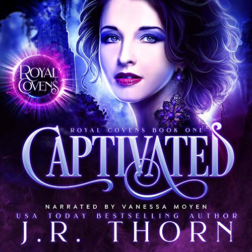 Captivated Audiobook By J.R. Thorn cover art
