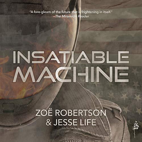 Insatiable Machine cover art
