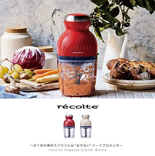récolte(レコルト)『カプセルカッターボンヌ(RCP-3)』