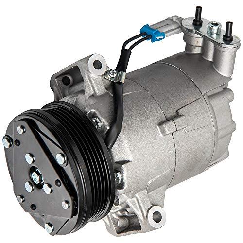 maXpeedingrods Kompressor Klima Klimaanlage Klimakompressor 10550557 für Zafira Meriva Astra H G