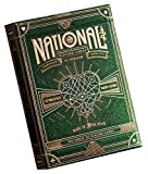 theory11NationalグリーンPlaying Cards PokerサイズデッキUSPCCカスタムLimited