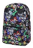 All Over Teen Titans Go! Print Backpack Standard