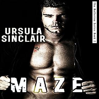 Maze audiobook cover art