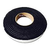 FireBlack 220 Gasket for Vision Grill Super high Temp Black self Stick lid Seal