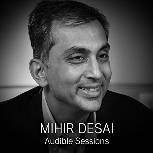 Mihir Desai audiobook cover art