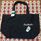 スタバ スターバックス 福袋 トートバッグ バッグ 2011 キャンバス生地 黒