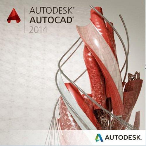 Autodesk AutoCAD 2014 Unserialized Media Kit ML02 [import allemand]