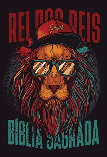 Bíblia NAA Leão Hip Hop: Nova Almeida Atualizada