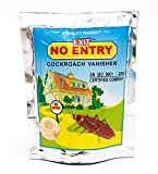 EXIT NO ENTRY Cockroach Vanisher Paste (100 g; 2 Pieces)