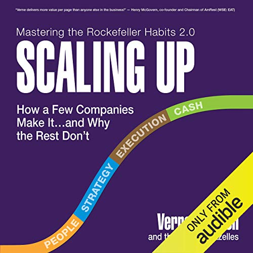 Couverture de Scaling Up