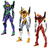 Kuji Evangelion D Special Award creative model most all three set (japan import)