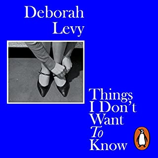 Things I Don't Want to Know cover art