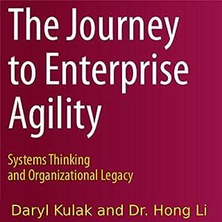 The Journey to Enterprise Agility Titelbild