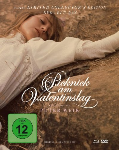 Picknick am Valentinstag (Special Edition, 3 Discs & Bluray)