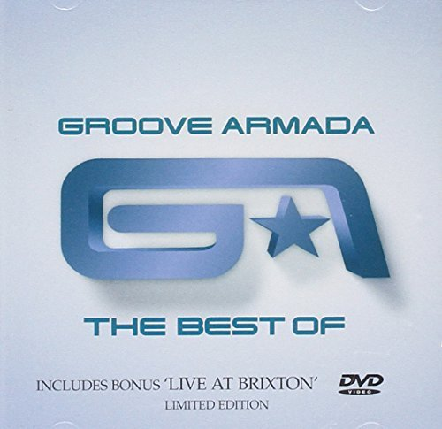 The Best of Groove Armada [CD + DVD] by Groove Armada