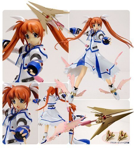 Nanoha Takamachi Barrier Jacket Exceed mode Moecolle+ No.09 1/7scale PVC