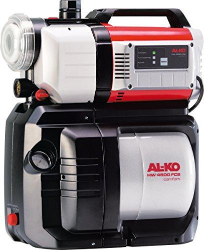 AL-KO Hauswasserwerk AL-KO HW 4500 FCS Comfort, 1300 W Motorleistung, 4500 l/h max. Fördermenge, 50 m max. Förderhöhe, integrierter Vorfilter