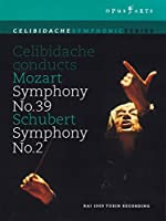 Celibidache Conducts Mozart Symphony 39 & Sym 2 [DVD] [Import]