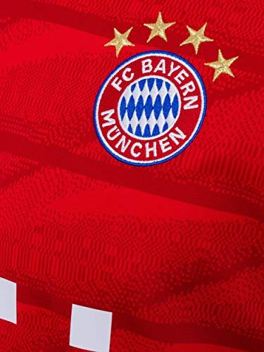 FC Bayern München Kinder Trikot Home 2019/20, Robert Lewandowski, Größe 152 - 5