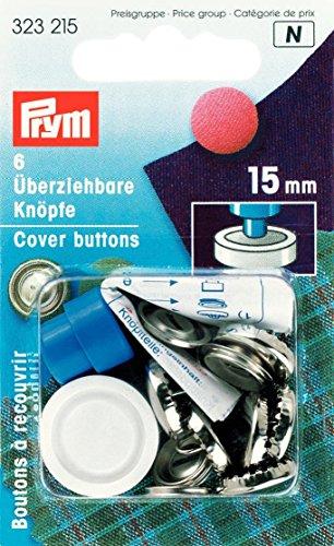 Prym Handarbeitszubehör, Silber/schwarz, 24'' 15 mm