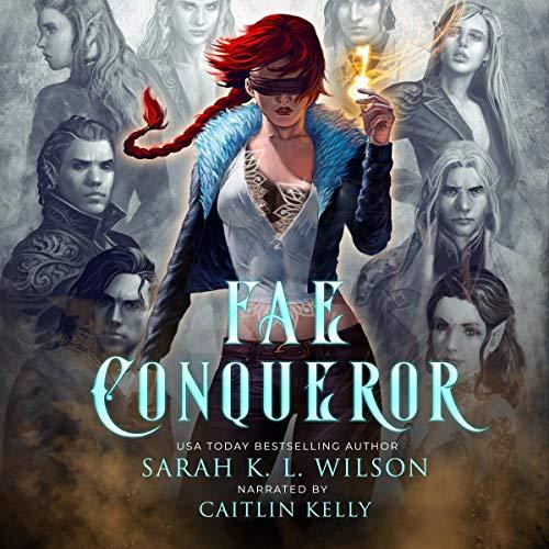 『Fae Conqueror』のカバーアート
