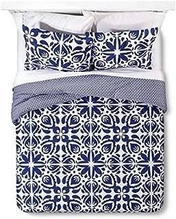 Sabrina Soto® Bed Bedding Comforter and Sham Set (Full/Queen, Cabana)