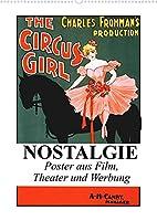 NOSTALGIE Poster aus Film, Theater und Werbung (Wandkalender 2022 DIN A2 hoch): Nostalgische Poster aus der guten alten Zeit (Monatskalender, 14 Seiten )
