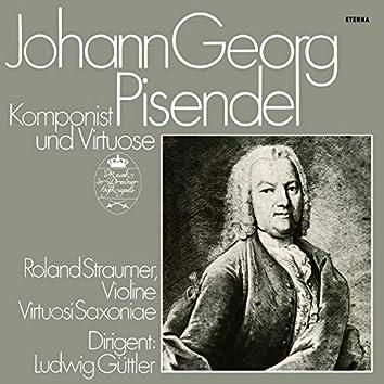 Pisendel: Komponist und Virtuose