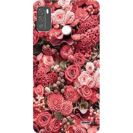BuyFeb Printed Mobile Back Cover Case Compatible for Micromax in 1B