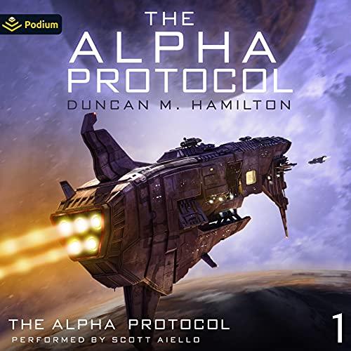 『The Alpha Protocol』のカバーアート