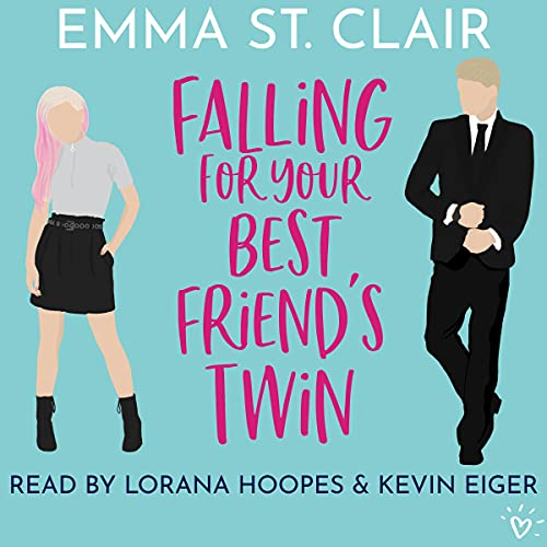 Falling for Your Best Friend's Twin cover art