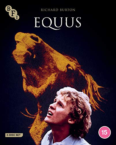 Equus (Limited Edition 2 discs) [Blu-ray]