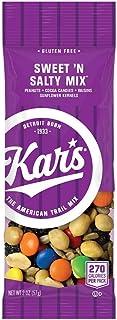 Kar's Nuts Sweet 'N Salty Trail Mix Snacks - Bulk Pack of 2 oz Individual Single Serve Bags (Pack of 72)