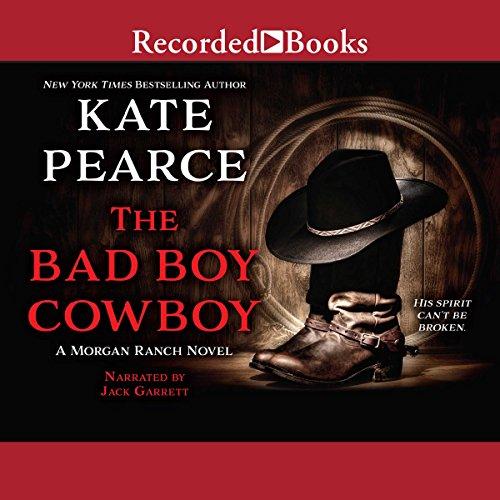 The Bad Boy Cowboy cover art