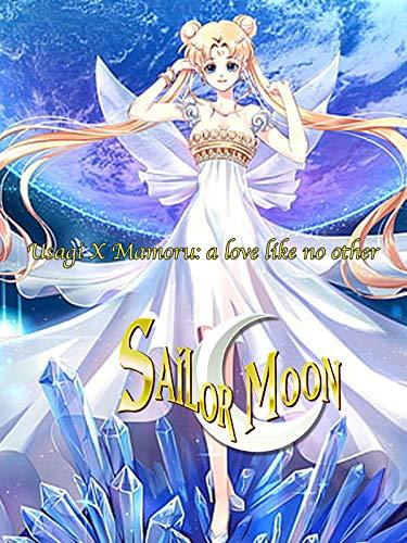 Sailor Moon Usagi X Mamoru: a love like no other anime novel (English Edition)