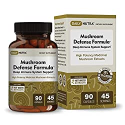 immune mushroom supplement