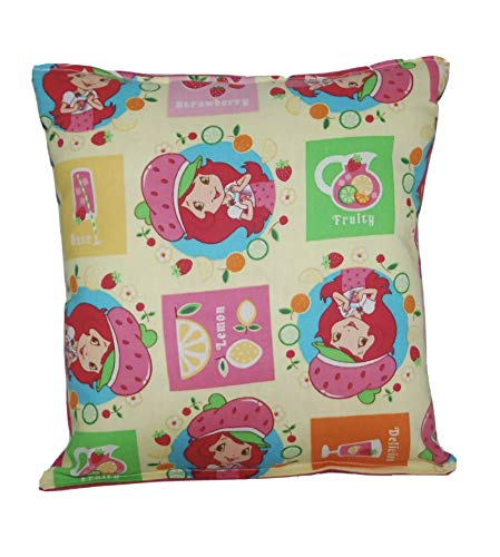 Strawberry Short Cake Rare Pillow Vintage All Classic lowest price Cartoon