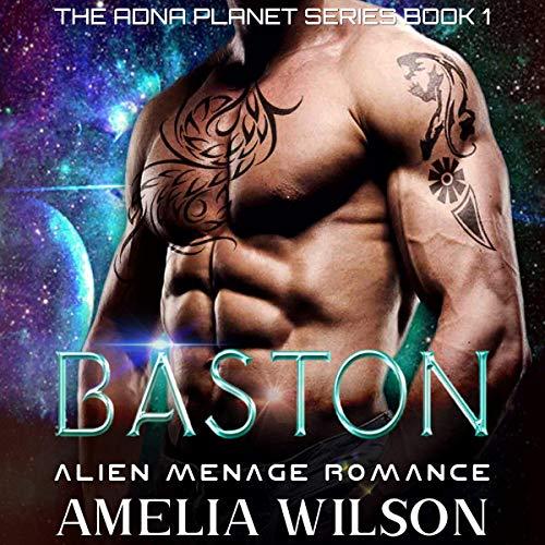 Baston: Alien Menage Romance cover art