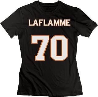 Womens Gift Goon Laflamme #70 Jersey T Shirts